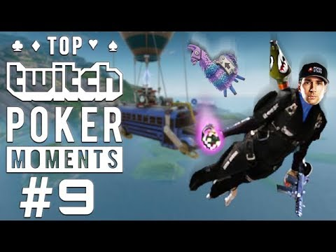 Top Twitch Poker Moments - Ep.9