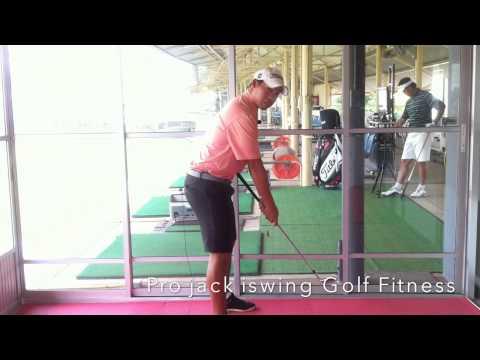 Pro Jack 2#Take away for golf swing