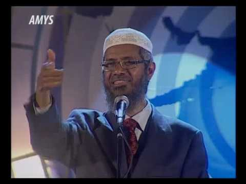 A Challenge to Dr Zakir Naik from a Christian at Colombo, Sri Lanka