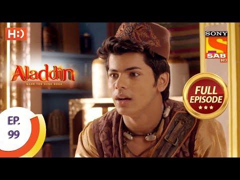 Aladdin - Ep 99 - Full Episode - 1st January, 2019