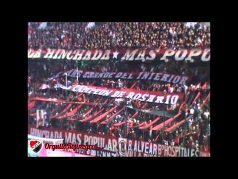 Video de la fecha. Newell's 1 - 1 Banfield. OrgulloRojinegro.com.ar - La Hinchada Más Popular - Newell's Old Boys - Argentina - América del Sur