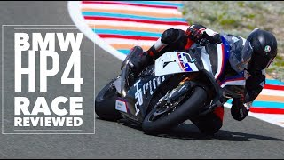 6. BMW HP4 RACE review | BikeSocial