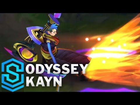 Kayn Hung Thần Không Gian - Odyssey Kayn