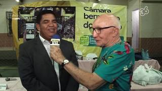TIO MICA DIRETO DA RUA - SESSÃO CMVR ITINERANTE ÁGUA LIMPA