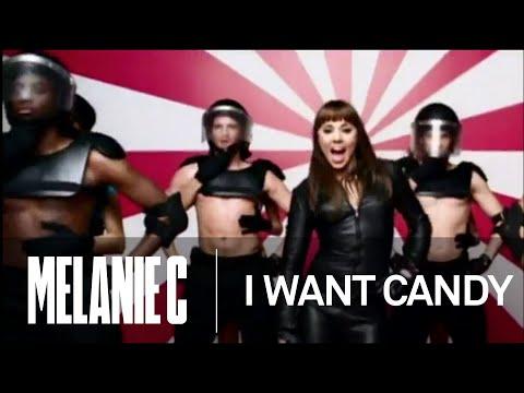 Tekst piosenki Melanie C - I wan't candy po polsku