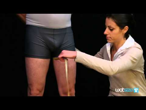 comment prendre tour de hanche