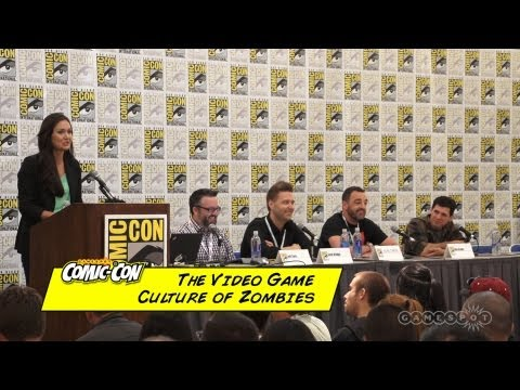 Max Brooks - Full panel available at 1:30 PM Sunday here: http://www.youtube.com/watch?v=7POSw8sYkDE Watch our main channel for all of our Comic-Con 2013 coverage! http:/...