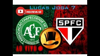 CARTOLA AO VIVO Ao Vivo Chapecoense X São Paulo FC Cartola.