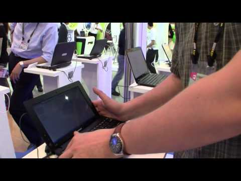 Lenovo Ideapad S100 with MeeGo Showcased at Computex