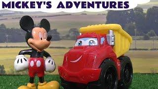 Mickey\'s Adventures