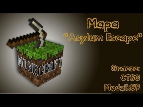 Minecraft'owe Ucieczki - Asylum Escape