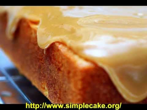 Baking Fantastic Caramel Cake – Simple Video Recipe