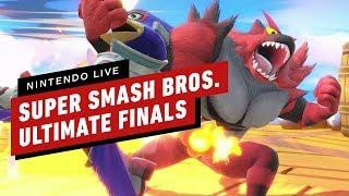 Nintendo Live Super Smash Bros. Ultimate Finals by IGN
