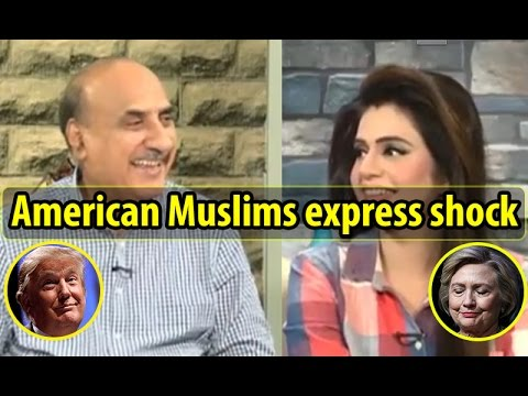 Breakfast With Sajjad Mir | 10 November 2016 | American Muslims Expresses Shock