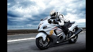 8. 2018 Suzuki Hayabusa Top Speed Review