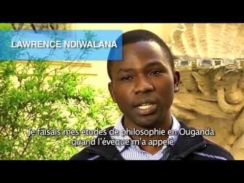 Former des prêtres pour l'Afrique, avec l'aide d'Harambee.