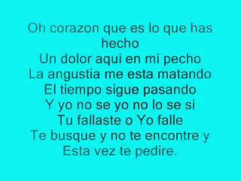 Ivy Queen - Dime (with Lyrics)