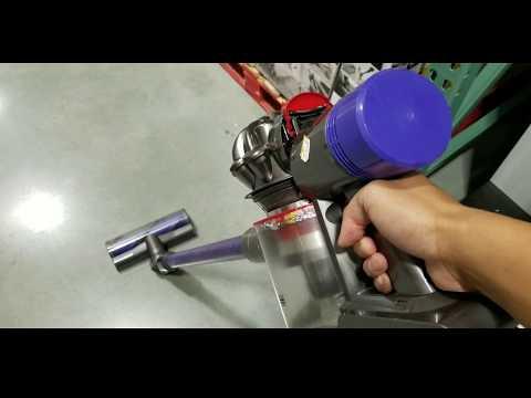 Costco! Dyson Cyclone V8 - V10 Cordless Stick Vacuum $399 to $480!!!