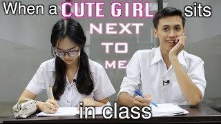 Video When A Cute Girl Sits Next To Me In Class MP3, 3GP, MP4, WEBM, AVI, FLV September 2018