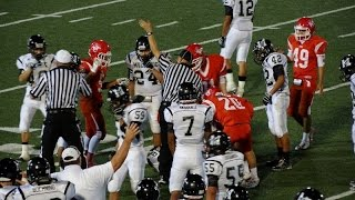 Perryton (TX) United States  city photos : Muleshoe Mules vs. Perryton Rangers Football September 19, 2014