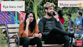 Video Epic - CALL CLASH PRANK GONE WRONG ! | PRANKS IN INDIA 2018 | HighStreet Junkies MP3, 3GP, MP4, WEBM, AVI, FLV Oktober 2018