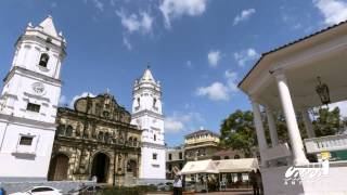 Time Lapse Una mañana en la Catedral de Panama - A morning at Panama´s National Cathedral