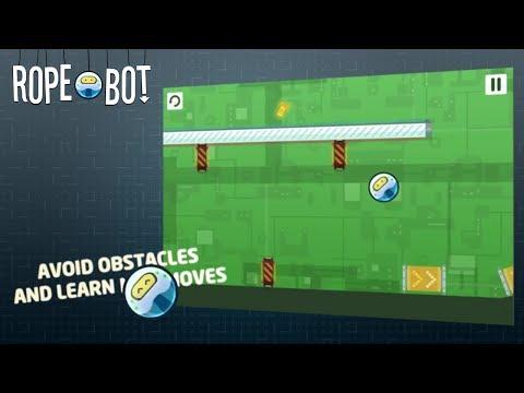Video of RopeBot Lite - Bot Game