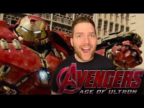 review trailer - FACEBOOK: https://www.facebook.com/ChrisStuckmann TWITTER: https://twitter.com/Chris_Stuckmann OFFICIAL SITE: http://www.chrisstuckmann.com Chris Stuckmann reviews the Avengers: Age of ...