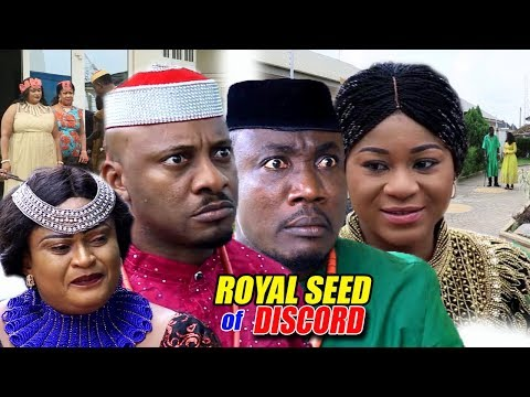 ROYAL SEED OF DISCORD SEASON 1 -  YUL EDOCHIE (NEW) 2018 TRENDING NIGERIAN NOLLYWOOD MOVIE |FULL HD