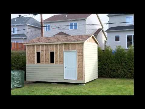 comment construire un cabanon la r ponse est sur. Black Bedroom Furniture Sets. Home Design Ideas