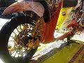 foto Gaya Modifikasi Honda Vario 125 Thailook Kontes Full Airbrush Borwap
