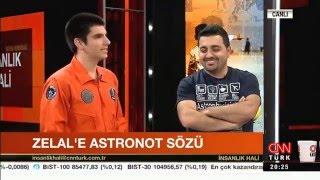 28.04.2016 Tarihinde Cnn Türk ekranlarında yayınlanan İnsanlık Hali programında Selçuk Topal hocam ile büyük hayallere sahip olan Zelal'e küçük bir sürpriz yapmak için Duygu Demirdağ'ın konuğu olduk.
