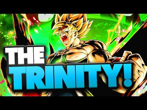 WE FINALLY GOT BARDOCK! The Trinity Team Is SO OP! - Dragon Ball Legends