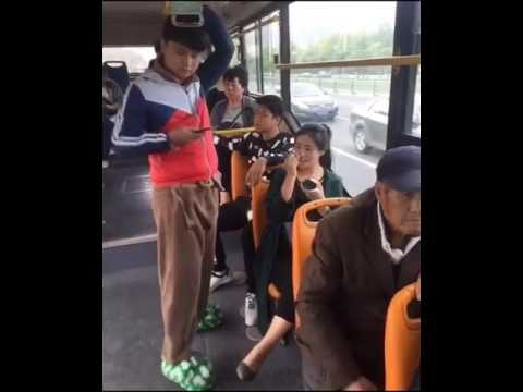Download Funny Video In Bus HD Mp4 3GP Video and MP3