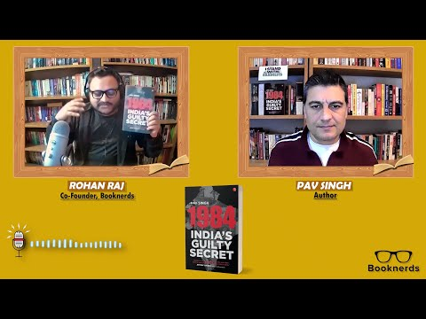 Booknerds Podcast | 1984 | 𝗣𝗮𝘃 𝗦𝗶𝗻𝗴𝗵