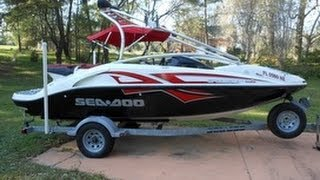 4. [SOLD] Used 2006 Sea-Doo Speedster 200 Wake Edition in Tallahassee, Florida