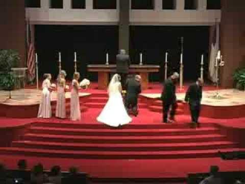 Wedding Blooper