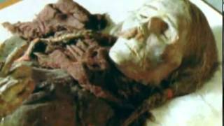Tall Aryan Mummies Of China