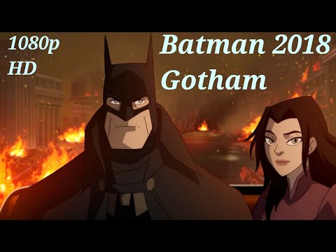 Batman - the ending scene - Gotham By Gaslight - Movie Clip [ 1080p HD ]