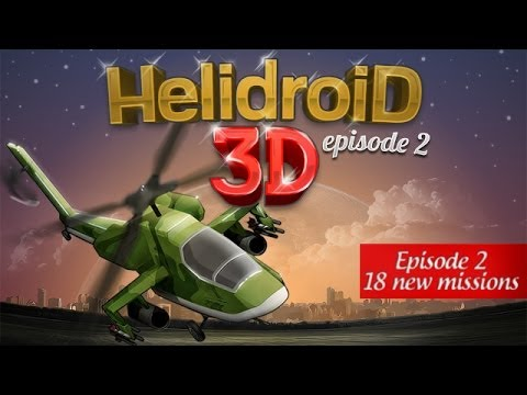 Video of Helidroid 2 : 3D RC Helicopter