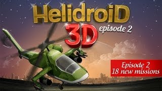 Helidroid 2 PRO : 3D RC Copter YouTube video