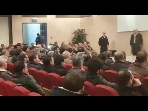 Kağıthane Belediyesi ile 22 Şubat Çarşamba günü yapılan toplantı