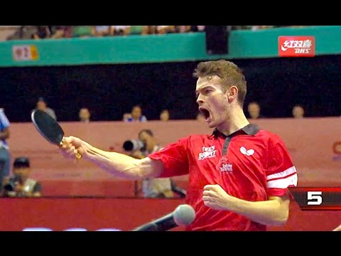 Ozzy Man Commentates on the Best Ping Pong Moments of