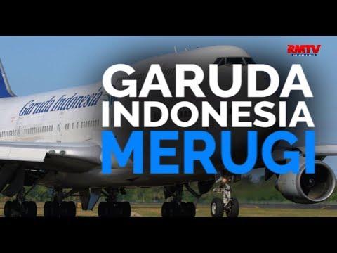 Garuda Indonesia Merugi