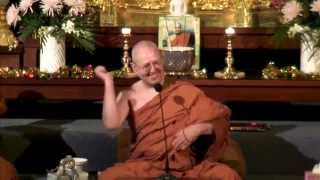 Four Ways of Letting Go | by Ajahn Brahm