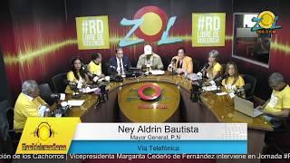 Mayor General Ney Aldrin Bautista director PN narra como su familia fue victima de violencia