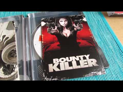BOUNTY KILLER - Limited Steelbook Edition Blu-ray & Elysium [Blu-ray]