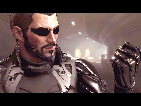 трейлер Deus Ex Mankind Divided