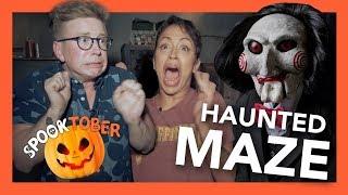 Haunted Maze with Liza Koshy
