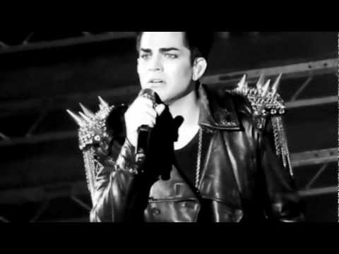 [4-Cam Mix] Queen + Adam Lambert – Who Wants To Live Forever (Live) [2012.07.14 - London, UK]